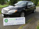 Used 2012 Chrysler 200 BUY HERE PAY HERE, Insp, Warr for sale in Surrey, BC