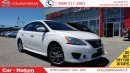 Used 2014 Nissan Sentra 1.8 SR | ALLOYS | NAV | HTD SEATS | WARRANTY for sale in St Catharines, ON