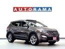 Used 2013 Hyundai Santa Fe LIMITED PKG NAVIGATION LEATHER PAN SUNROOF 4WD for sale in North York, ON