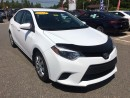 Used 2014 Toyota Corolla LE  ONLY $138 BIWEEKLY 0 DOWN! for sale in Kentville, NS