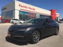 Used 2015 Acura TLX Elite for sale in Brampton, ON