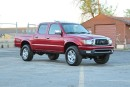Used 2003 Toyota Tacoma Limited Edition|Double Cab|4X4|Moonroof|New Frame for sale in Brampton, ON