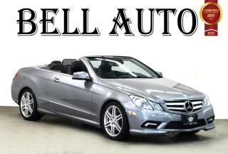 Used 2011 Mercedes-Benz E-Class E550 NAVIGATION PARK ASSIST for sale in North York, ON
