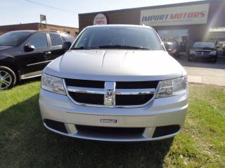 Used 2010 Dodge Journey SE MODEL,ALL SERVICE RECORD for sale in North York, ON
