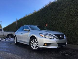 Used 2016 Nissan Altima 2.5 SV + SUNROOF + HEATED FT SEATS + BACK-UP CAMERA + BLIND-SPOT MONITORING SYSTEM + NO EXTRA DEALER FEES for sale in Surrey, BC