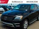 Used 2013 Mercedes-Benz ML-Class Base ML 350 4dr All-wheel Drive 4MATIC for sale in Edmonton, AB