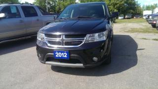Used 2012 Dodge Journey SXT V6 for sale in Cambridge, ON