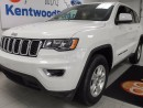 Used 2017 Jeep Grand Cherokee Laredo- heated seats and steering wheel! sunroof! back up cam! for sale in Edmonton, AB
