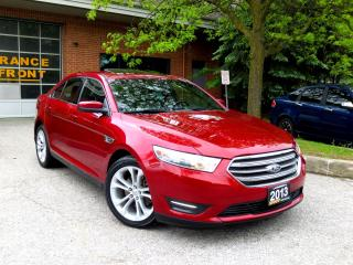 Used 2013 Ford Taurus SEL,LOADED,WINTER TIRES,CERT for sale in Concord, ON