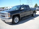 Used 2014 Chevrolet Silverado 1500 WT | Double Cab | 2WD for sale in Stratford, ON