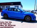 Used 2011 Subaru Impreza WRX  w/Limited Pkg for sale in Milton, ON