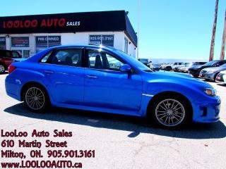 Used 2011 Subaru Impreza WRX  w/Limited Pkg for sale in Milton, ON