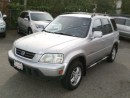 Used 2001 Honda CR-V LE, GT Edition, leather, new tires, for sale in Surrey, BC