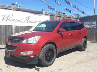 Used 2012 Chevrolet Traverse 2LT for sale in Stittsville, ON