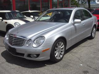 Used 2008 Mercedes-Benz E-Class E300 4MATIC for sale in London, ON