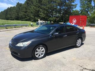 Used 2009 Lexus ES 350 w/NAVIGATION for sale in Scarborough, ON
