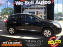Used 2013 Nissan Rogue S AWD *A/C *AUX *ABS *BTOOTH *TRACTION for sale in Winnipeg, MB