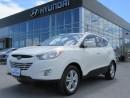 Used 2013 Hyundai Tucson GLS for sale in Corner Brook, NL