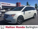 Used 2013 Honda Odyssey EX-L / LEATHER / HEATED SEATS / REARVIEW CAMERA for sale in Burlington, ON