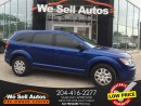 Used 2015 Dodge Journey CVP *A/C *AUX *ABS *PUSH START *USB for sale in Winnipeg, MB