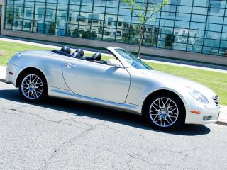 Used 2004 Lexus SC 430 NAVI|RETRACTABLE TOR|ALLOYS| SPOILER for sale in Scarborough, ON