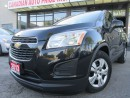 Used 2013 Chevrolet Trax LS-BLUE-TOOTH-ONE-OWNER for sale in Scarborough, ON