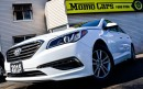 Used 2015 Hyundai Sonata 2.4L GL! USB/AuxIn+Rear Cam! ONLY $116/bi-weekly! for sale in St Catharines, ON
