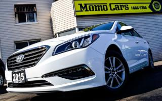 Used 2015 Hyundai Sonata 2.4L GL! USB/AuxIn+Rear Cam! ONLY $110/bi-weekly! for sale in St Catharines, ON