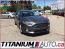 Used 2013 Ford Fusion SE+GPS+Camera+Sunroof+Heated Leather+SYNC+2.0 EcoB for sale in London, ON