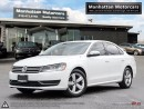 Used 2013 Volkswagen Passat SE  LEATHER SUNROOF NO ACCIDENT 1 OWNER for sale in Scarborough, ON