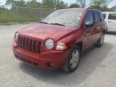 Used 2008 Jeep Compass for sale in Innisfil, ON