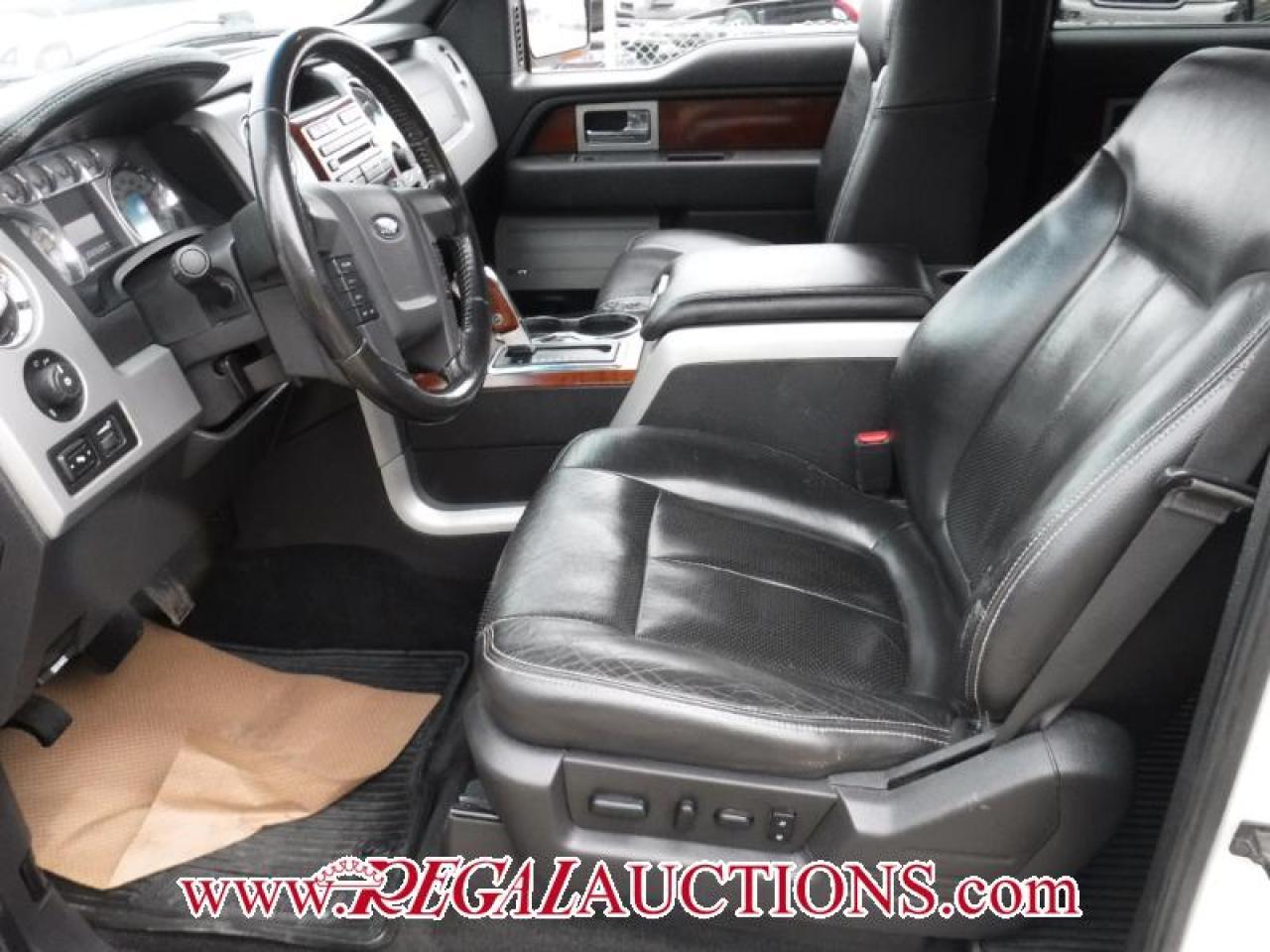 2009 Ford F-150 LARIAT SuperCrew 4WD
