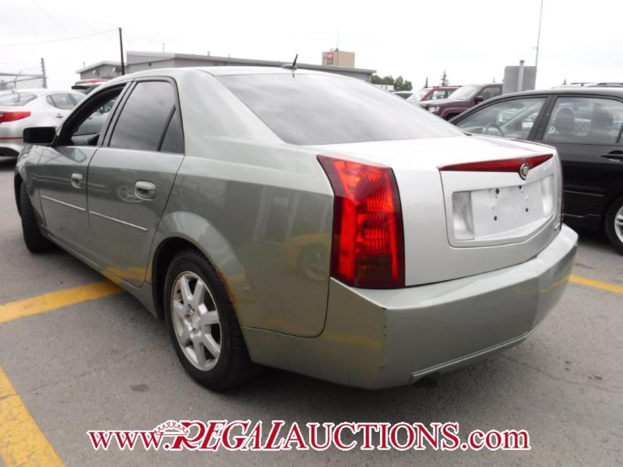 2005 Cadillac CTS BASE 4D SEDAN