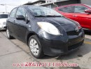 Used 2010 Toyota YARIS  4D HATCHBACK for sale in Calgary, AB