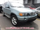 Used 2002 BMW X5  AWD for sale in Calgary, AB