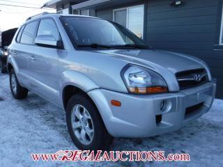 Used 2009 Hyundai TUCSON LIMITED 4D UTILITY AWD for sale in Calgary, AB