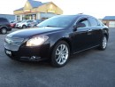Used 2009 Chevrolet Malibu LTZ Leather & Moonroof for sale in Brantford, ON
