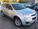 Used 2010 Chevrolet Equinox LS/BACKUPCAMERA/LOADED/ALLOYS for sale in Scarborough, ON