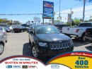 Used 2014 Jeep Compass NORTH | 4X4 | SUNROOF | ALLOY WHEELS for sale in London, ON