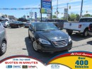 Used 2013 Chrysler 200 TOURING | SAT RADIO | APPROVAL FOR ALL CREDIT for sale in London, ON