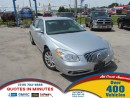 Used 2011 Buick Lucerne CXL | LEATHER | ALLOYS | CLEAN STYLE for sale in London, ON