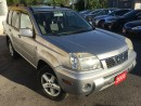 Used 2005 Nissan X-Trail SE/5SP/PWR ROOF/LOADED/ALLOYS for sale in Pickering, ON