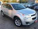 Used 2010 Chevrolet Equinox LS/BACKUPCAMERA/LOADED/ALLOYS for sale in Pickering, ON