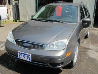 Used 2007 Ford Focus WAGON ZXW SES for sale in Brockville, ON