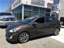 Used 2015 Hyundai Accent GL. Sunroof/Alloys for sale in Burlington, ON