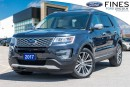 Used 2017 Ford Explorer Platinum - SOLD! DEMO! $1000 COSTCO REBATE! for sale in Bolton, ON