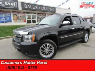 Used 2012 Chevrolet Avalanche 1500 LTZ  4X4, NAVIGATION, ROOF, LEATHER, 20