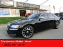 Used 2013 Chrysler 300C NAVIGATION, CAMERA, PANORAMIC ROOF, ALPINE STEREO! for sale in St Catharines, ON