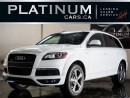 Used 2014 Audi Q7 3.0 TDI, 7PASSENGER, for sale in North York, ON