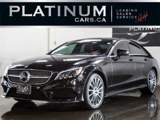 Used 2016 Mercedes-Benz CLS-Class CLS550 4MATIC, AMG S for sale in North York, ON